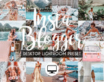 Desktop Lightroom Preset *INSTA BLOGGER*