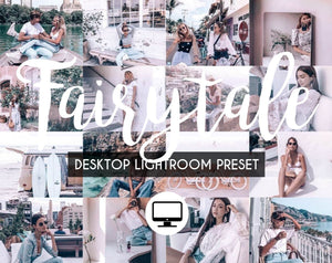 Desktop Lightroom Preset *FAIRYTALE*