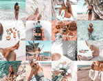 Mobile Lightroom Preset *CARIBBEAN*