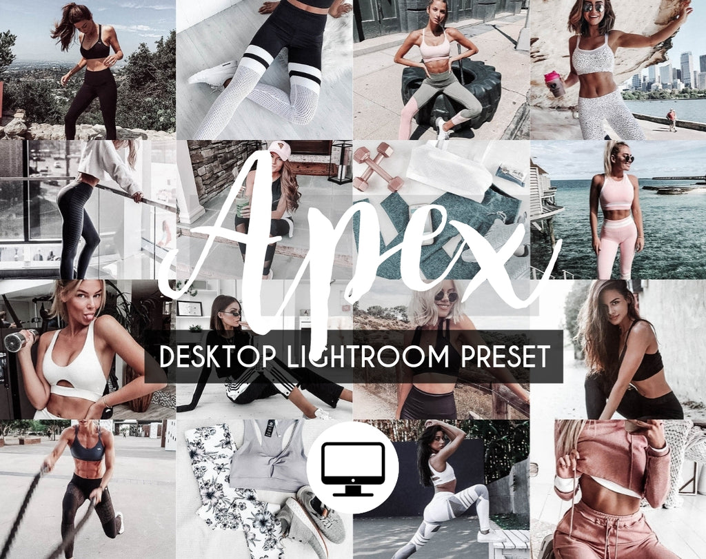 Desktop Lightroom Preset *APEX*