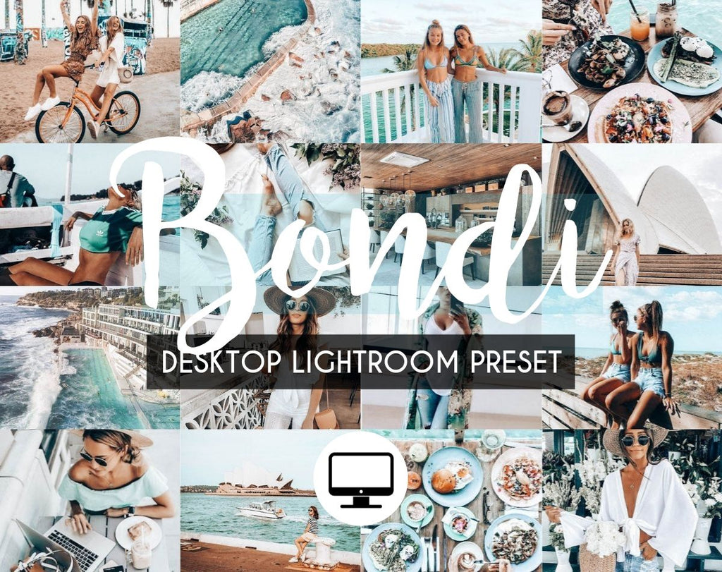 Desktop Lightroom Preset *BONDI*
