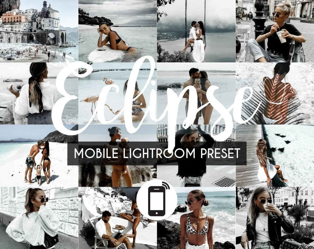 Mobile Lightroom Preset *ECLIPSE*