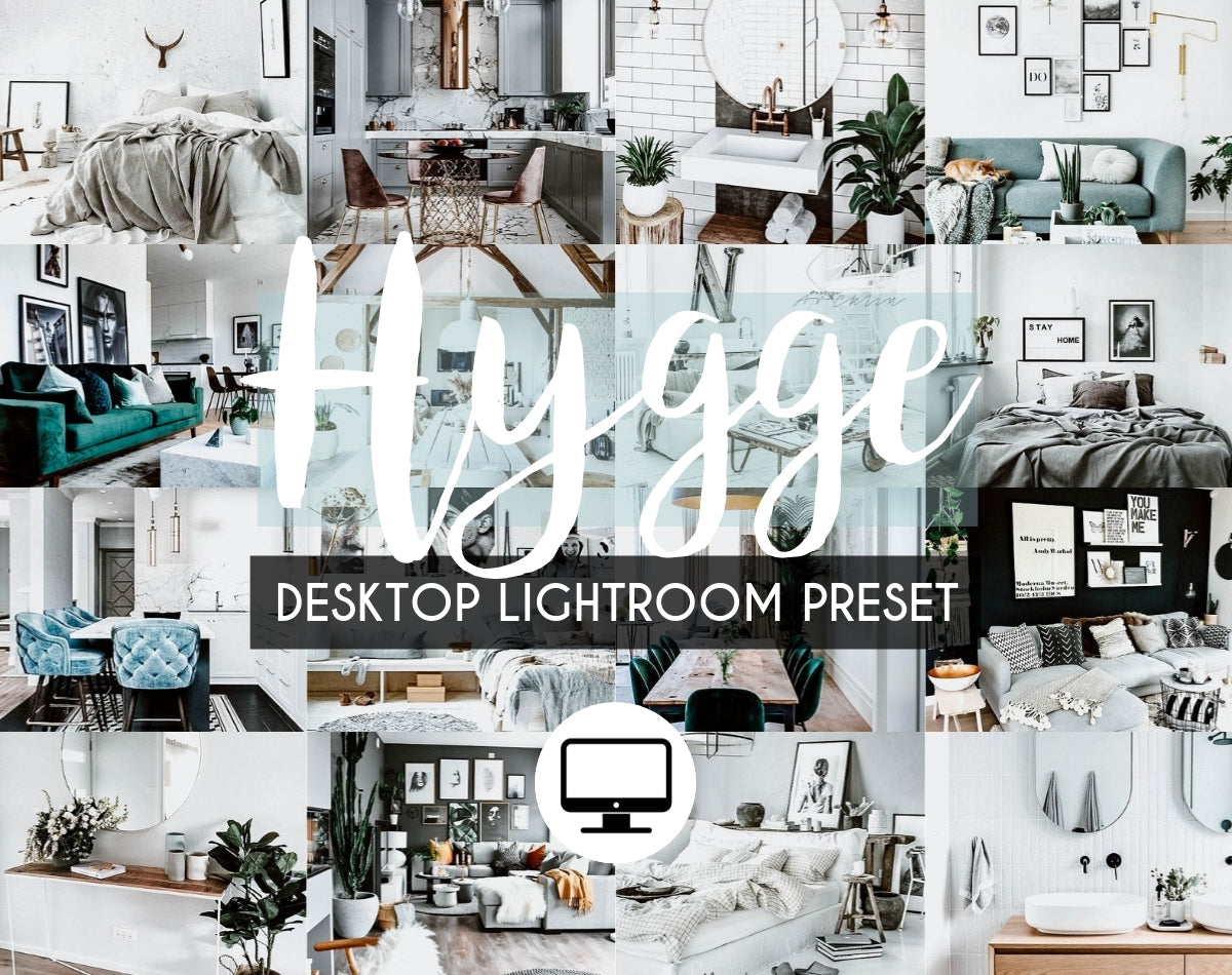 Desktop Lightroom Preset *HYGGE*