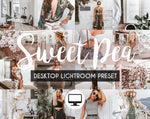 Desktop Lightroom Preset *SWEET PEA*
