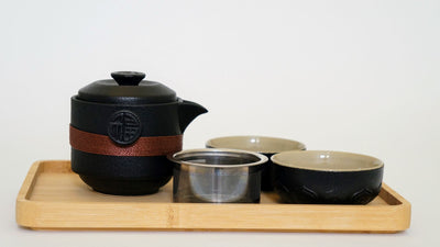 Gongfu Travel Tea Set