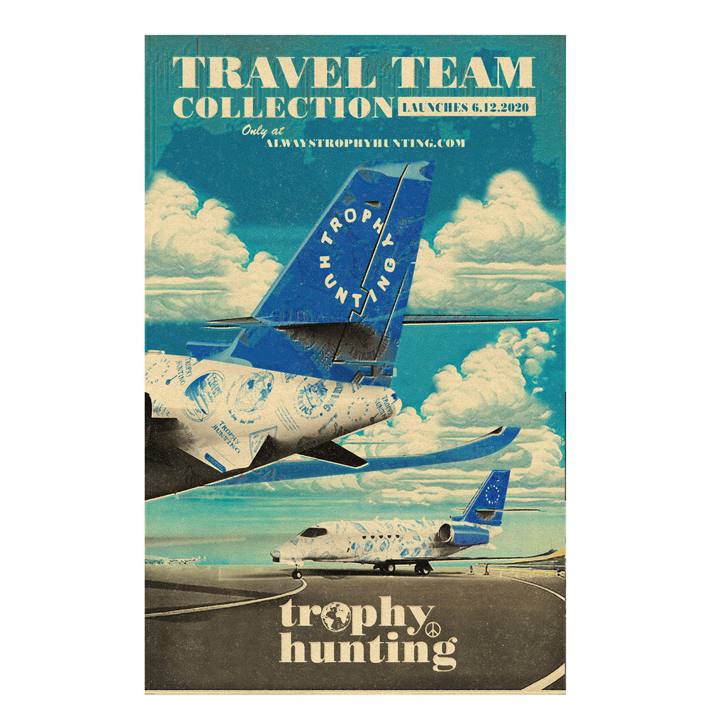 TROPHY HUNTING TRAVEL TEAM COLLECTION TEASER