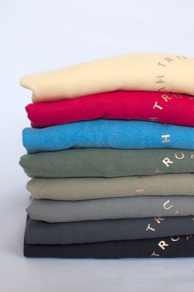 New In Shop - Garment Washed Tees