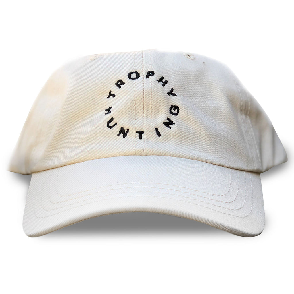 TH Logo Dad Hat - Stone