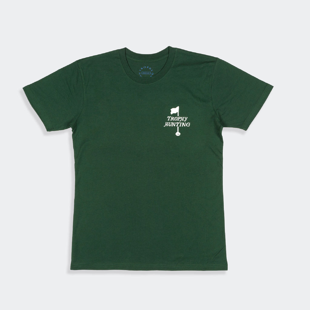 ACE TEE - FOREST GREEN