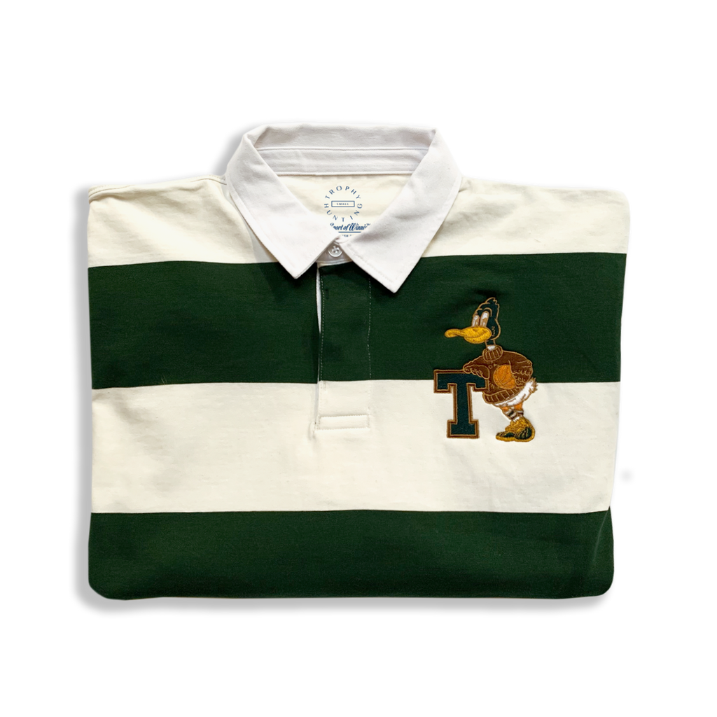 DUCK MASCOT RUGBY TEE