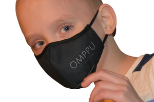 Omppu Of Sweden Face Mask Barn
