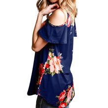 Load image into Gallery viewer, Omppu Lexi Floral Top
