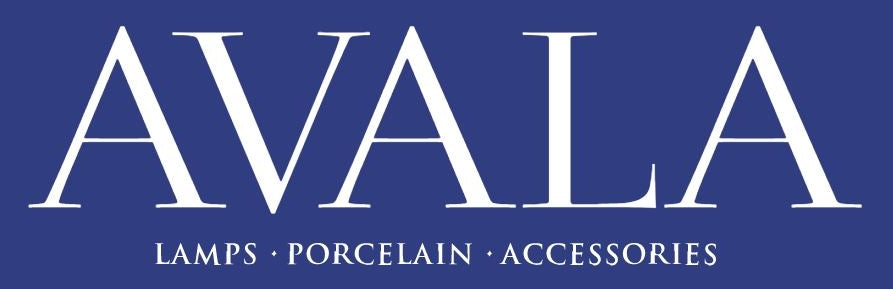 Avala Logo   Lamps, Porcelain, and Accessories