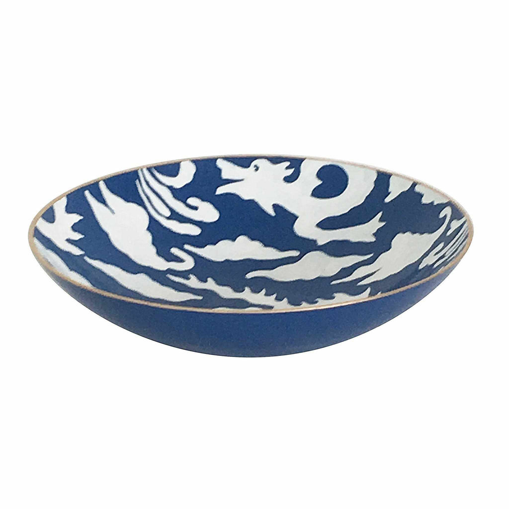 Blue Dragon Bowl, Medium-Room Tonic
