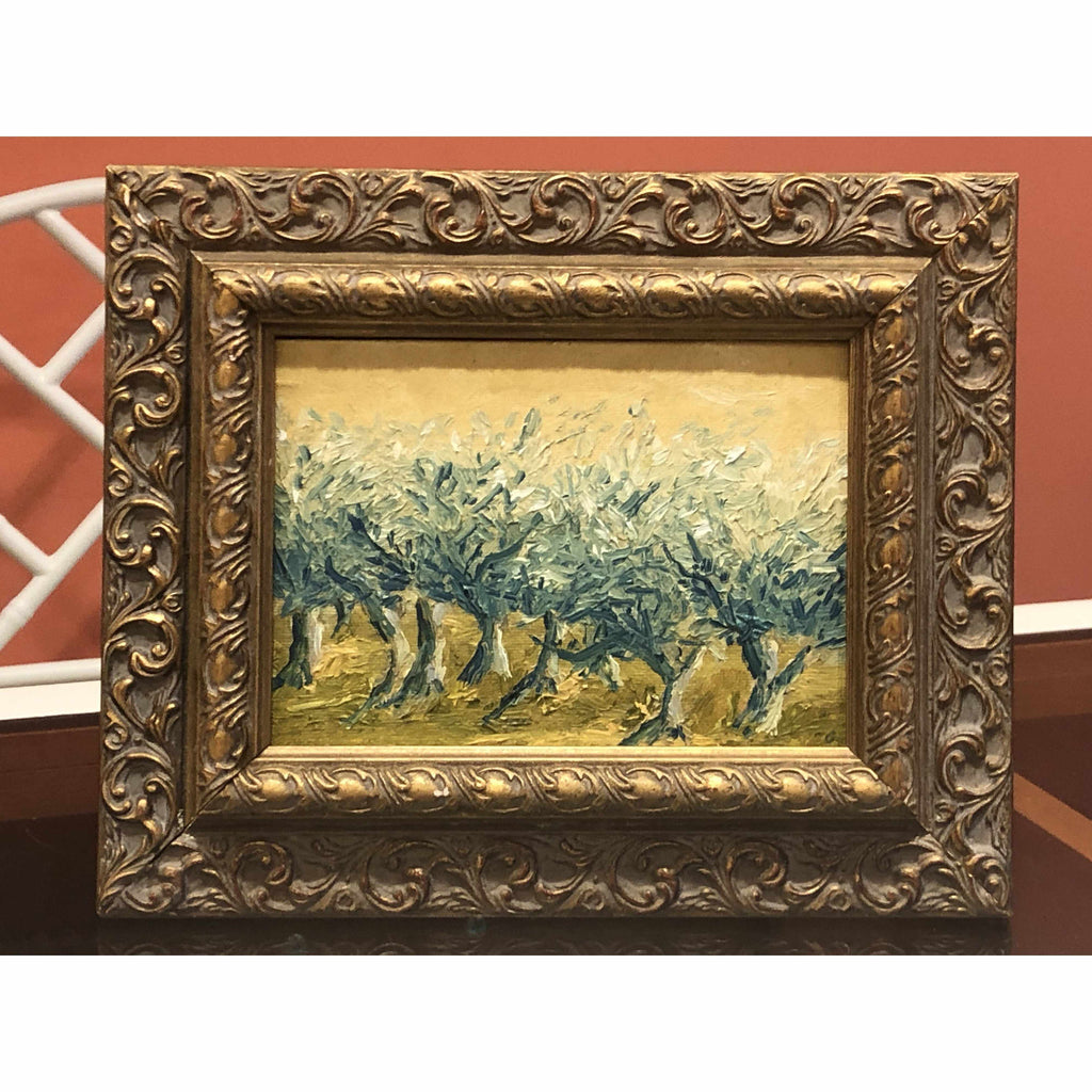 Framed Wall Art by Diane Carnevale | Russell Orchards, Spring DC-RUSSELL-ORCH-SPRING-325