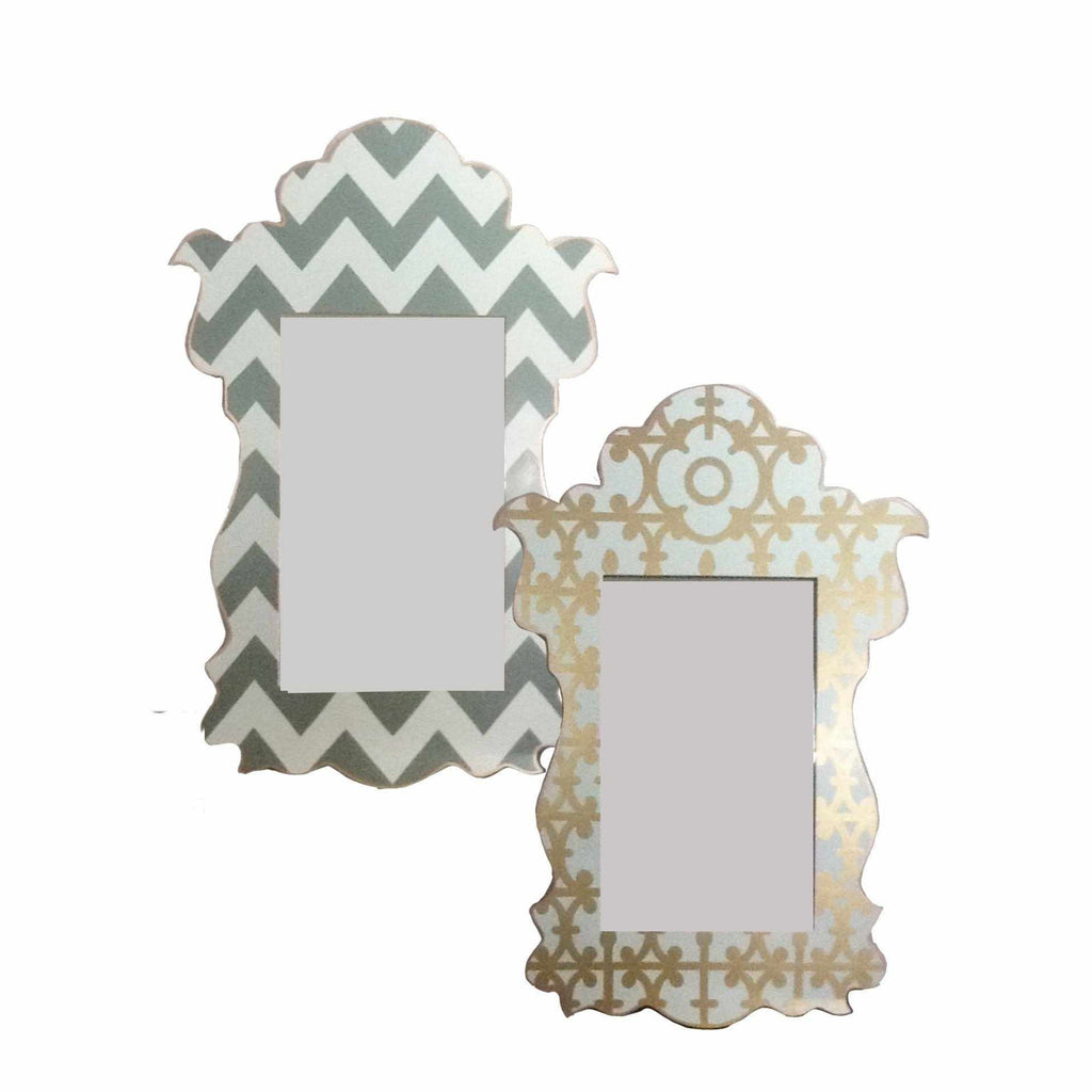 Grey Bargello Mirror-Room Tonic