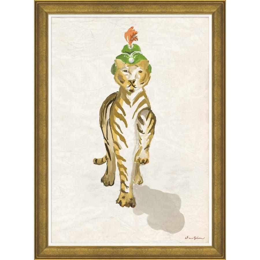 Mathilde - Large Framed Giclée Print DG-0179