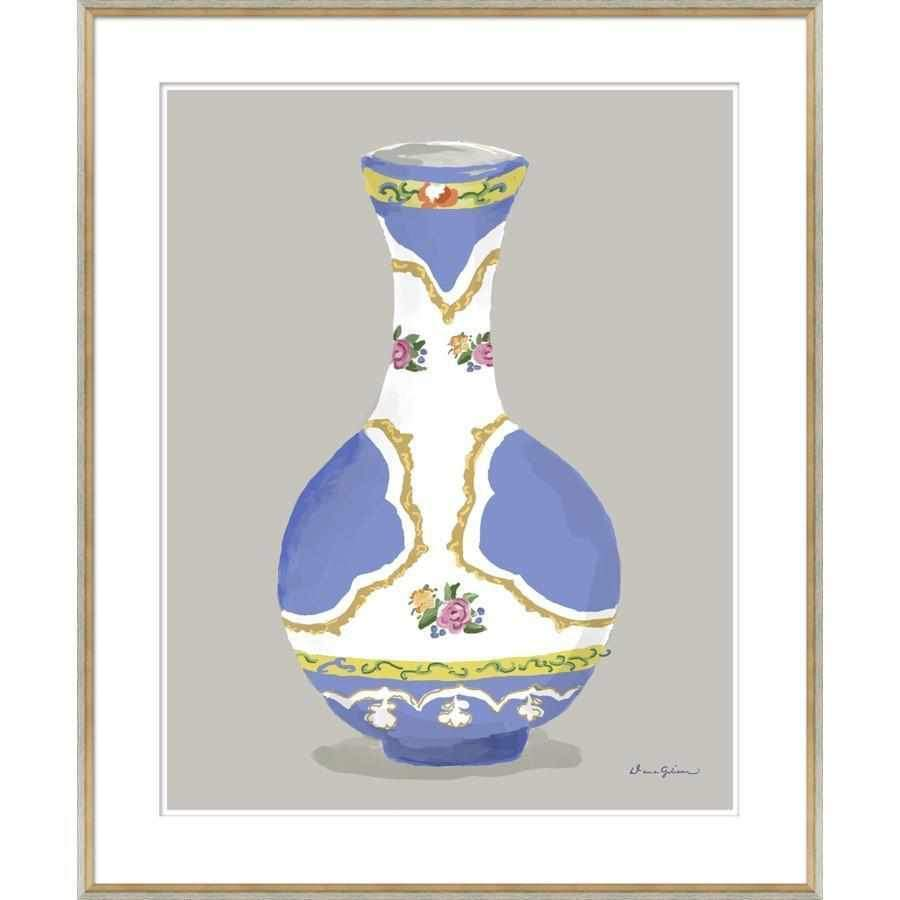 Minton in Periwinkle Vase-Room Tonic