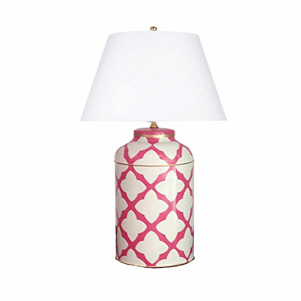 Moda in Pink Lamp 013-PM