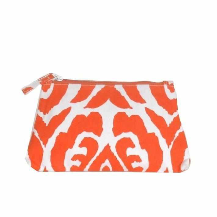 Orange Magda Travel Bag/ Large or Small-Room Tonic