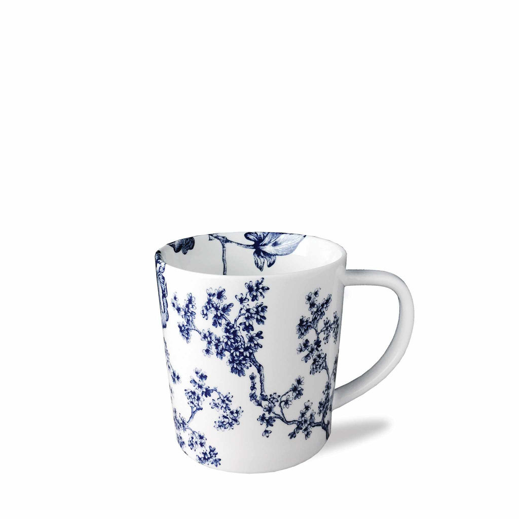 WILLIAMSBURG Collection - Chinoiserie Toile 14 oz. Mug MUGB-W510