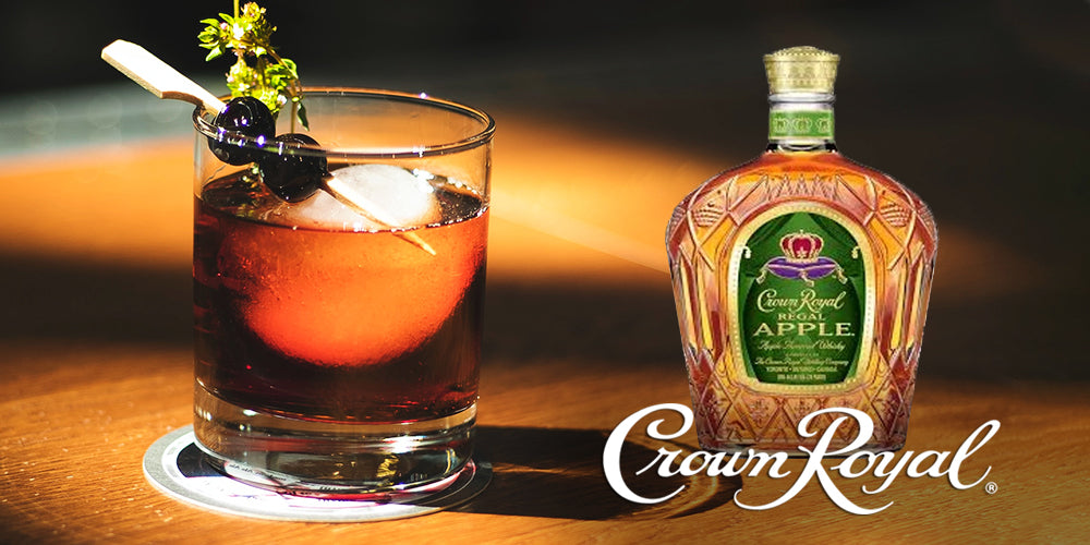 4 Delicious Crown Royal Regal Apple Cocktail Recipes