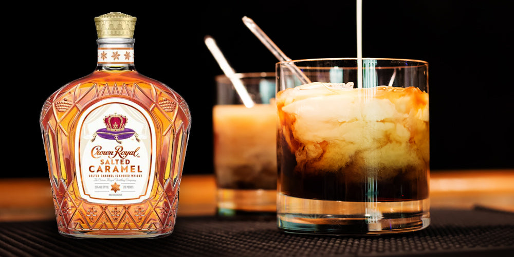 Ring in the Holiday with These 5 Delicious Cocktails Made with Crown Royal's Salted Caramel Whisky