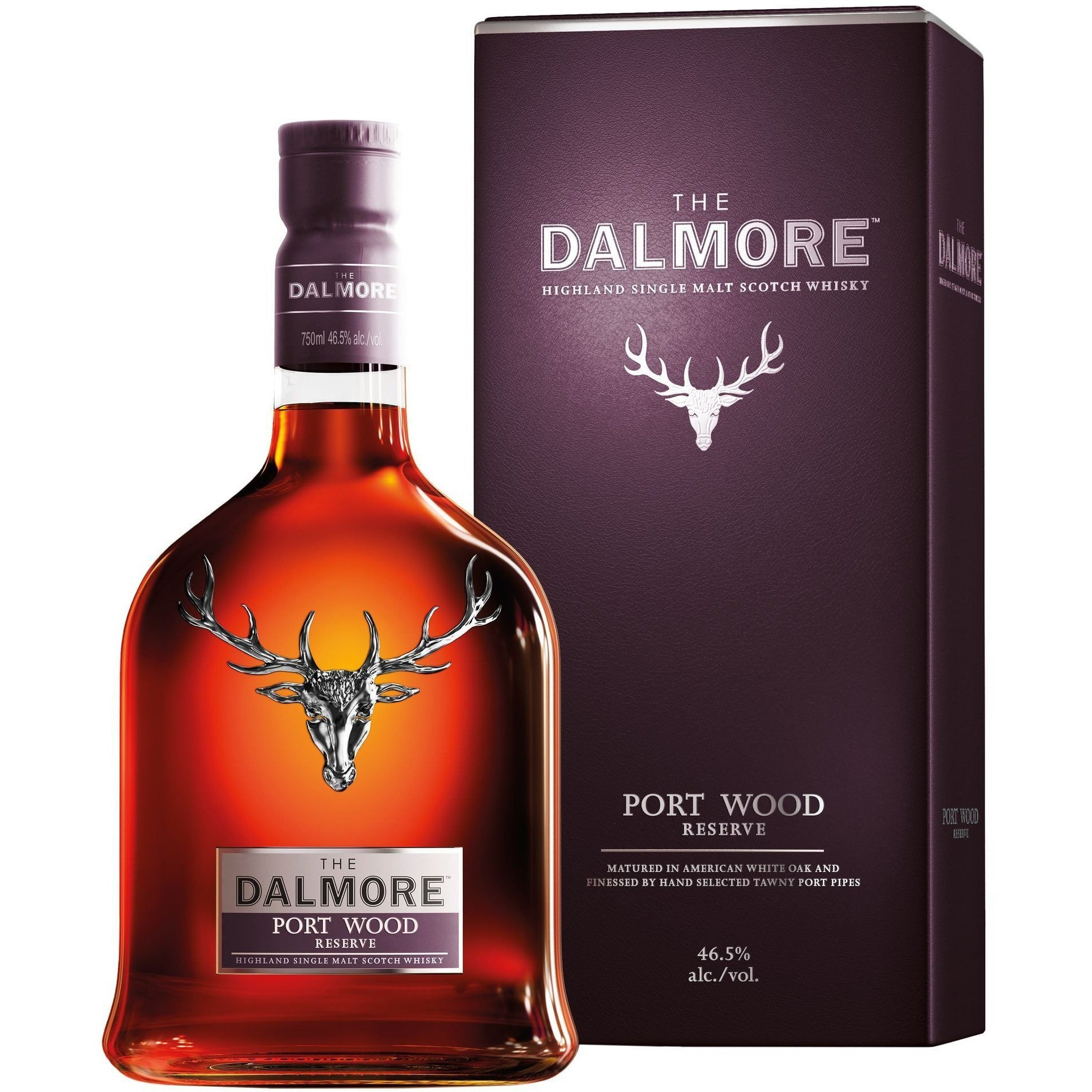 The Dalmore Port Wood Reserve Single Malt Scotch Whiskey 750 ML