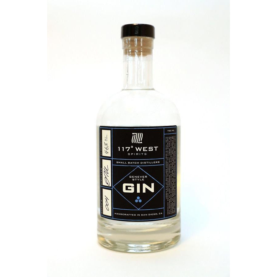 117 West Small Batch Gin 750 ML