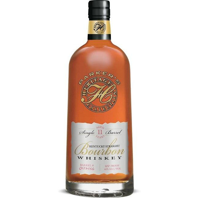 11 Year Old Parkers Heritage Collection Kentucky Straight Bourbon Whiskey