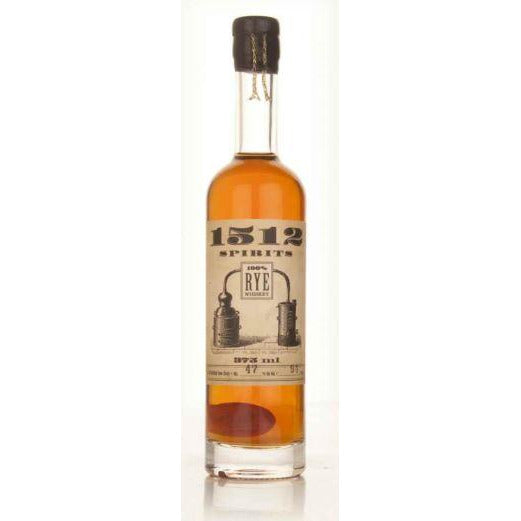 1512 Spirits Rye Whiskey 750 ML