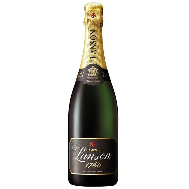 Lanson Champagne Black Label Brut (750 mL)