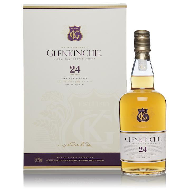 Glenkinchie 24 Yr (750 ML)