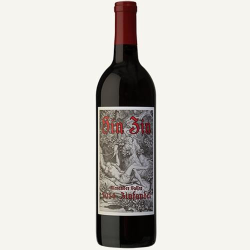 Sin Zin Alexander Valley 2014 Zinfandel (750 mL)