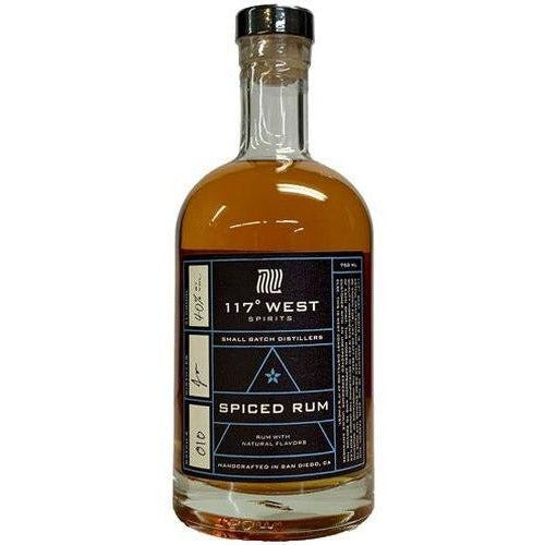 117 West Spirits Rye Malt Whiskey 750 ml