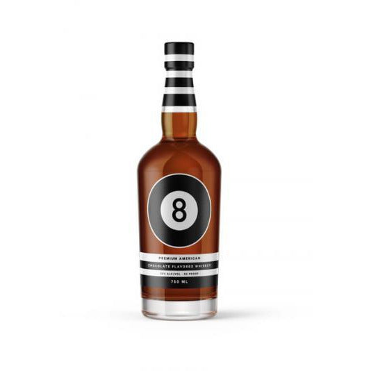 8-Ball Premium Chocolate Whiskey 750 mL