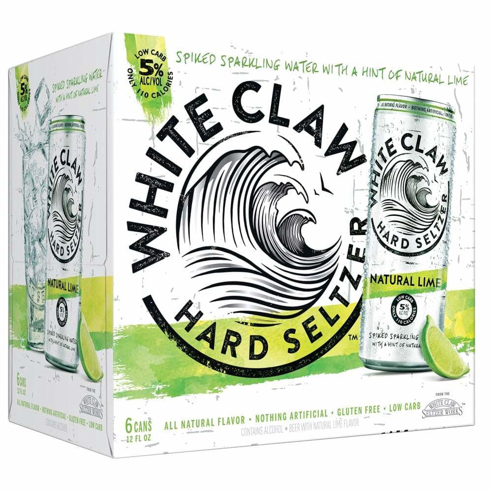 White Claw Lime (6pk)