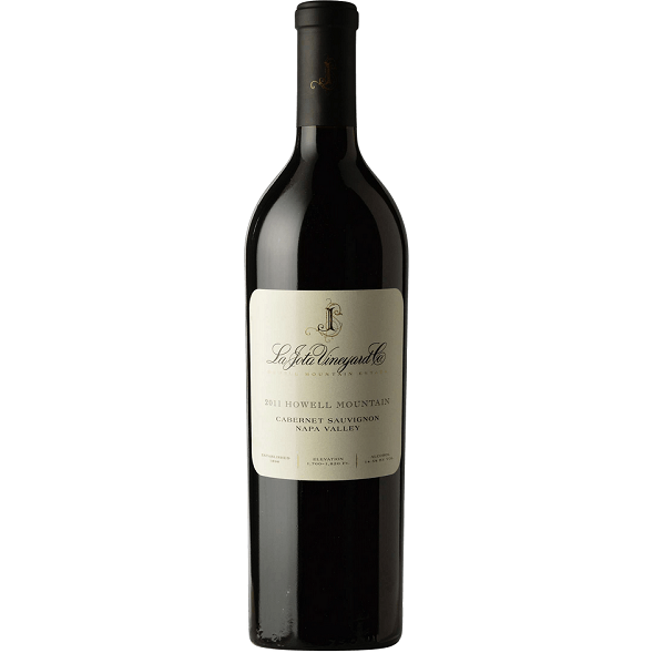 La Jota Vineyards Cabernet Sauvignon Howell Mountain 750 ML