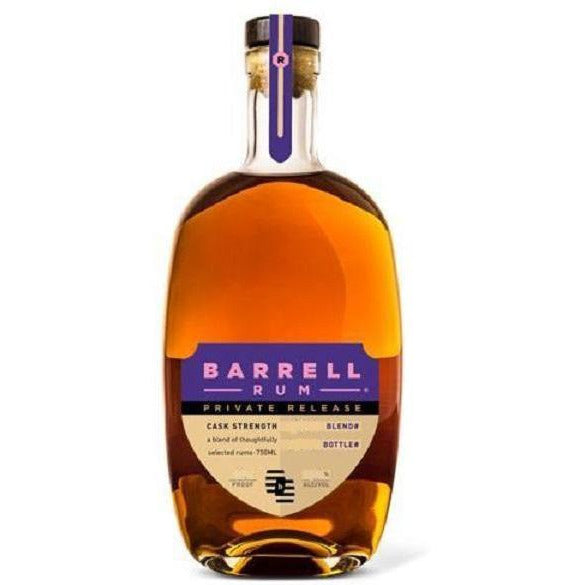 Barrell Bourbon BH45 Rhum Agricole Finish Bourbon Pursuit & Keg N Bottle Pick 750 mL