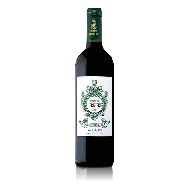 Chateau Ferrier - Margaux - Grand Cru Classe