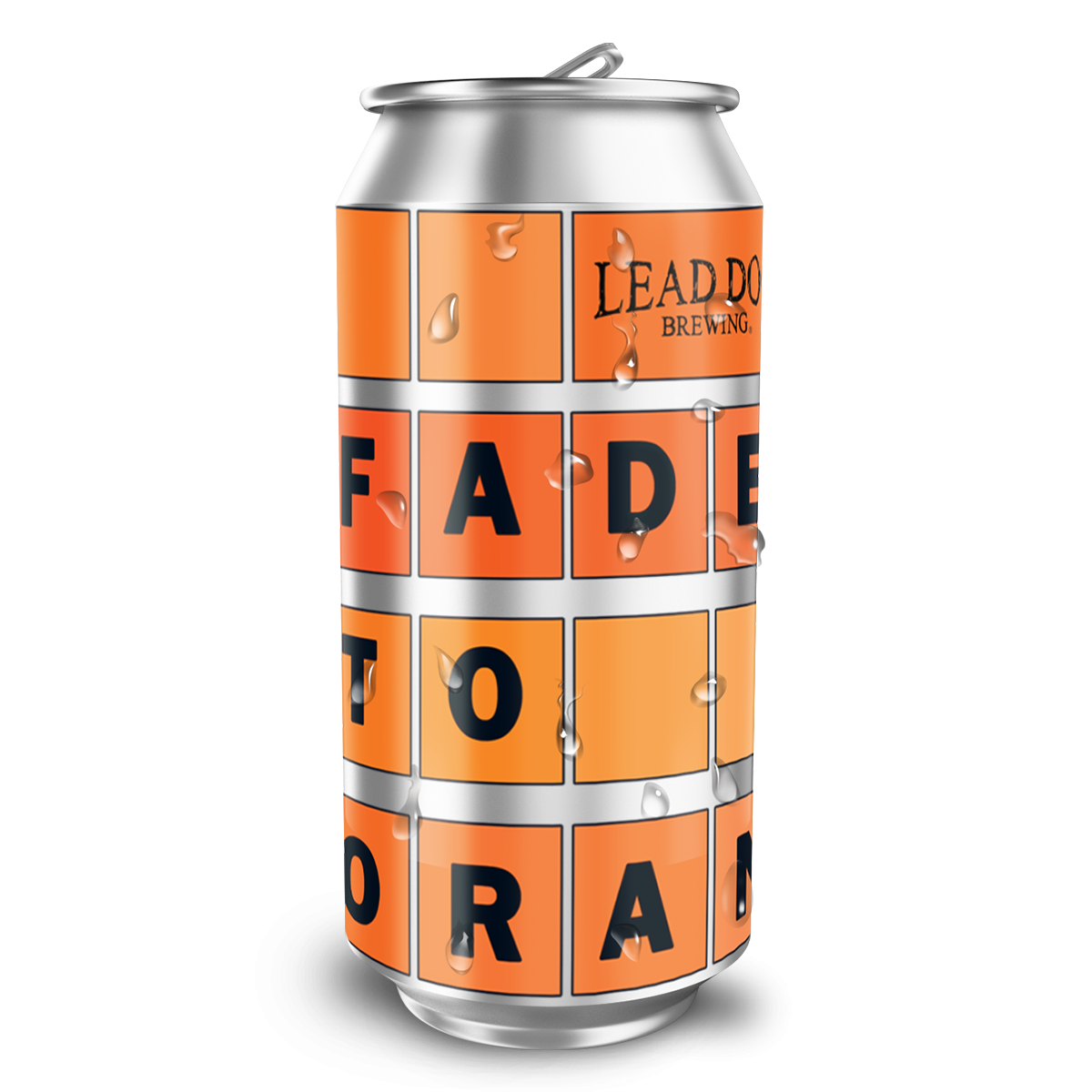 Lead Dog Brewing Fade To Orange Wheat Ale