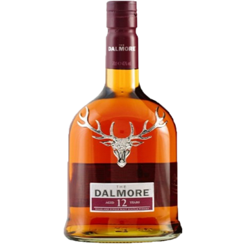 The Dalmore 12 Year Old Scotch Whisky 750 ml