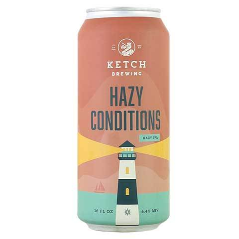 Ketch Hazy Conditions Hazy IPA