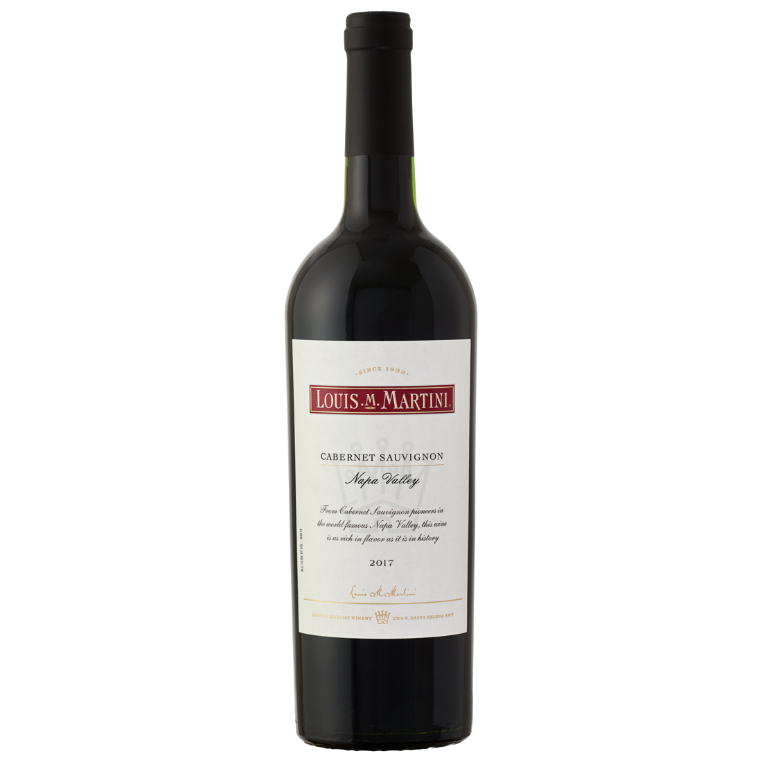 Louis Martini - Napa Valley - Cabernet Sauvignon