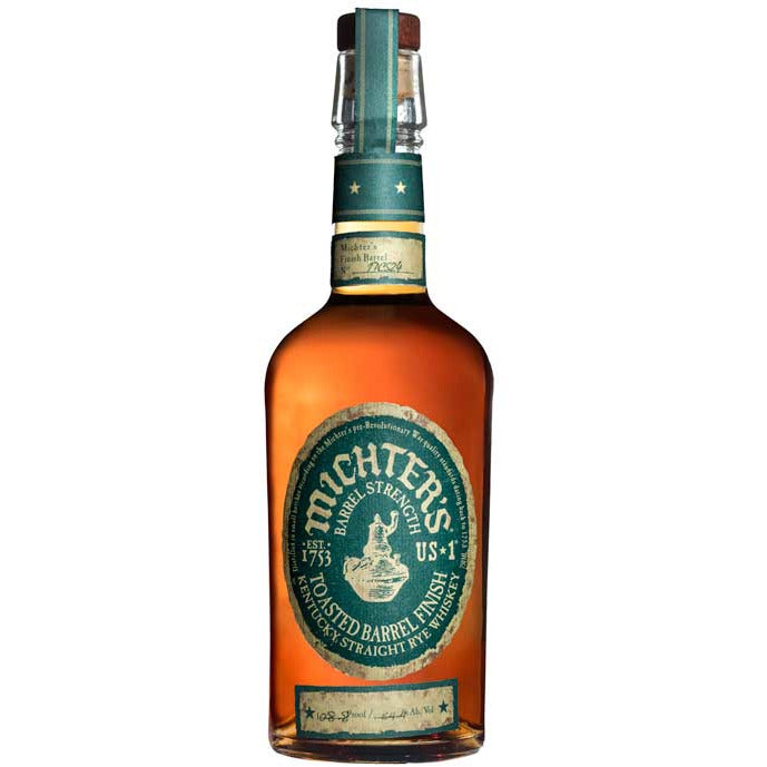 Michters Us*1 Toasted Barrel Finish Rye 750 Ml