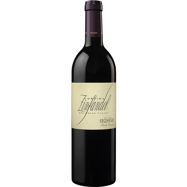 Cortina Zinfandel Red Wine 2014 (750 ml)