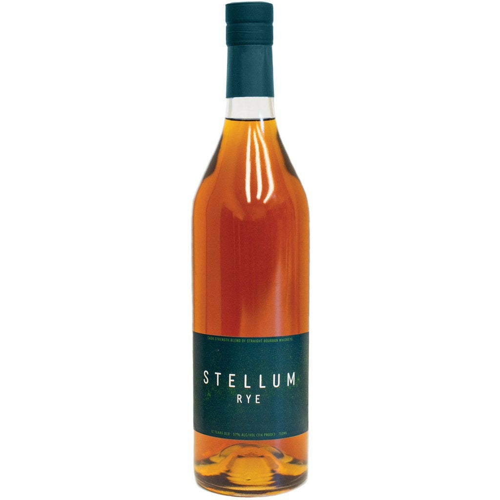 "Stellum Rye ""PRESALE WILL SHIP 4/30"" 750ML"