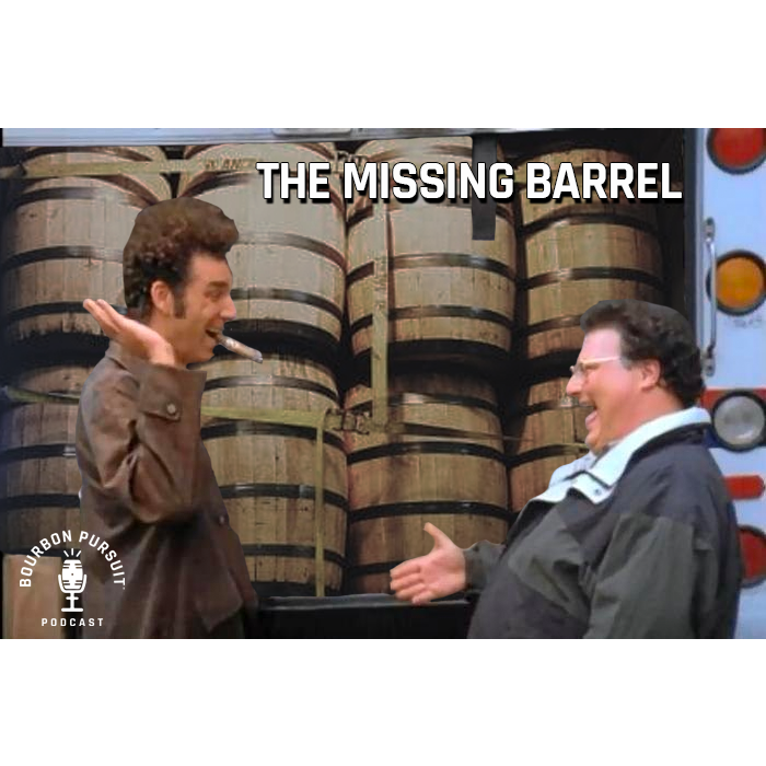 Taconic Bourbon Private Barrel Selection (The Missing Barrel) - Bourbon Pursuit & Keg N Bottle Private Barrel Pick 750 ml