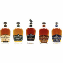 WhistlePig Collection Set 5 Pack - (Includes: THE BOSS HOG VII:  MAGELLAN'S ATLANTIC) (3.75 L)