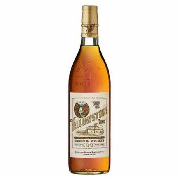 Yellowstone Select Bourbon 93 Proof 750ml
